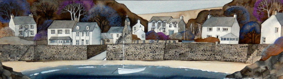 A Safe Harbour, Cwm