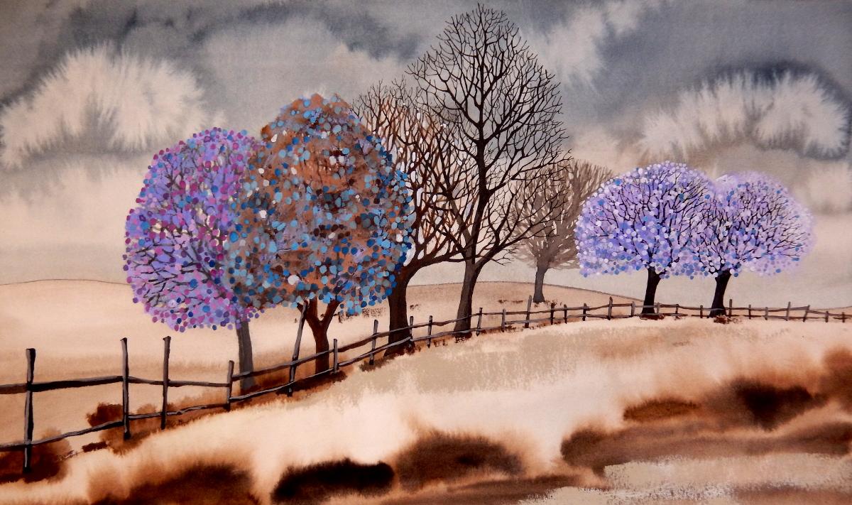Preseli Trees