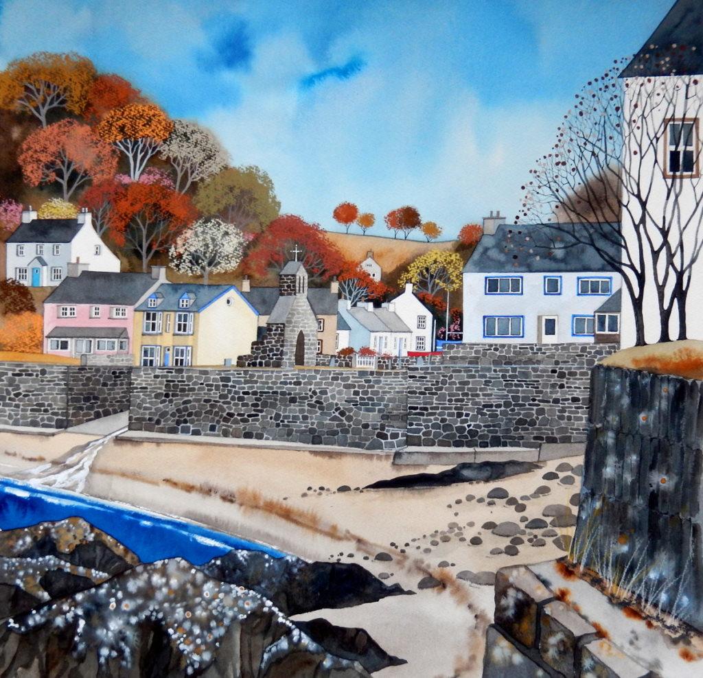 Cwm Yr Eglwys Autumn