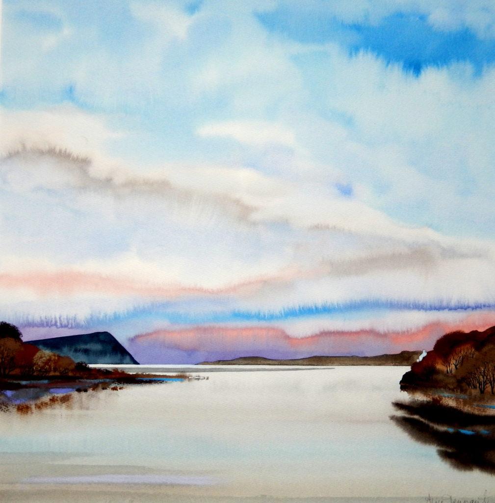 Evening Estuary