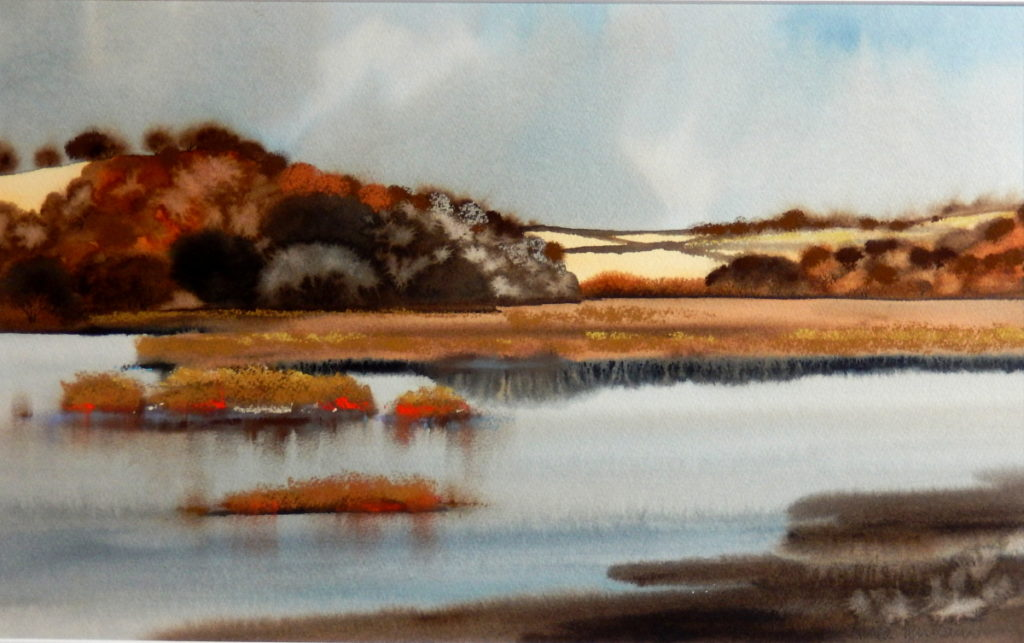 Autumn Estuary
